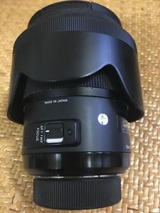 适马50mm f/1.4 EX DG HSM(A)
