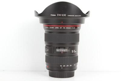96新二手 Canon佳能 16-35/2.8 L 红圈镜头(B97318)京
