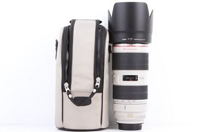 93新二手Canon佳能 70-200/2.8 L IS II USM小白兔(B97309)京