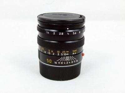 华瑞摄影器材-徕卡Leica Summilux-M 50/1.4 e46