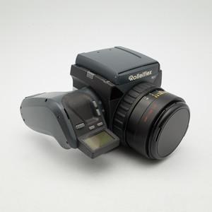 Rolleiflex 禄莱 HY6 机身+禄来 AF 80mm/F 2.8 标准镜头 美品