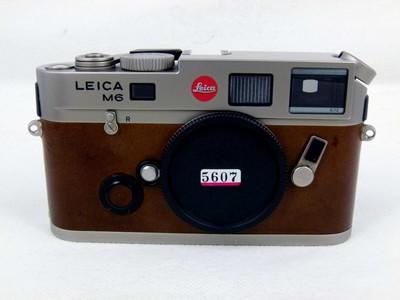 华瑞摄影器材-徕卡Leica M6钛版大盘