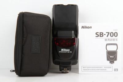 98新二手 Nikon尼康 SB-700 闪光灯 适用d750 d800(B97317)京
