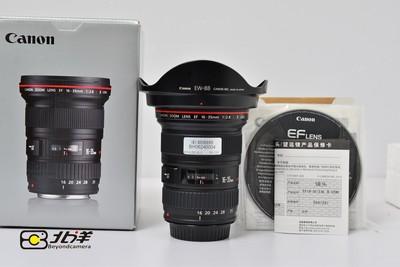 98新 佳能 EF 16-35/2.8L II 行货带包装(BH06240004)