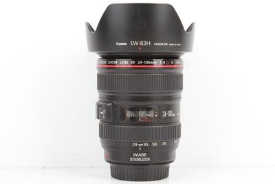 95新二手Canon佳能 24-105/4 L IS USM 防抖镜头(B97308)京