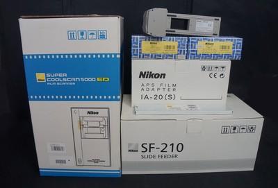 尼康 CoolScan 5000ED 135画幅顶级底片扫描仪 #jp19971