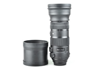 98新 适马 150-600mm f/5-6.3