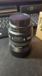 【箱说全】个人自用98新尼康 AF 85mm f/1.8D