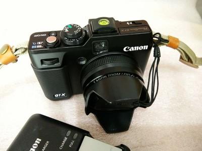 98新G1X全手动单反相机