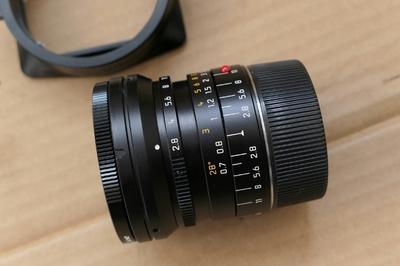 Leica Elmarit-M 21 /2.8 Asph 6BIT 广角定焦镜头