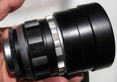 nikon尼康口德产莱卡m39 leica leitz wetzlar telyt 200 F4镜头