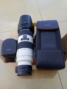 索尼 70-200mm f/2.8 G(SAL70200G)行货99新保修发票齐全
