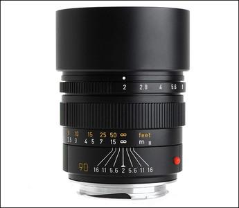 徕卡 Leica M 90/2 SUMMICRON-M E55 PRE-ASPH