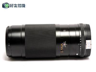 康泰时 645 Sonnar 210mm F/4 T* 镜头 *超美品*