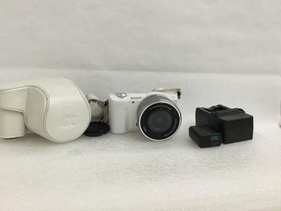 《天津瑞亚》97新 索尼 a5100+16-50/白色套机