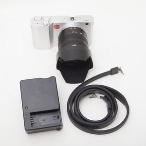 Leica徕卡 T银色机身 配18-56/3.5-5.6套机 整体95新 #4085/2569