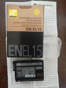 尼康 EN-EL15电池