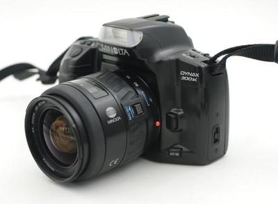 98新美能达300si专业135全画幅胶片单反相机