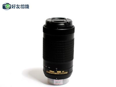 尼康 ED AF-P DX 70-300mm F/4.5-6.3 G 单反防抖长焦镜头*如新*