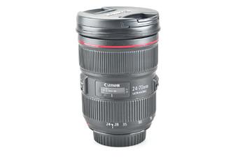 98新 佳能 EF 24-70mm f/2.8L