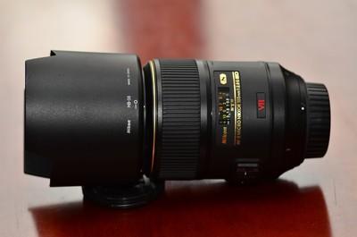 尼康 AF Micro Nikkor 105mm f/2.8D(几乎全新)