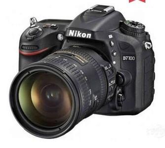 尼康 D7100 +镜头18-140mm,原价共6988