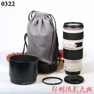 佳能 EF 70-200mm f/4L IS USM(小小白IS) 单反镜头 0322