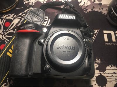尼康 D7100+17-55/2.8G+35/1.8G