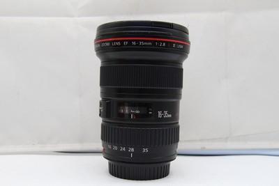 92新二手Canon佳能 16-35/2.8 L II USM二代镜头(SZ00793)京