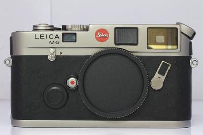 【胶卷旁轴相机】徕卡 M6 钛金版(NO:4525)*