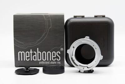 【新品】Metabones PL镜头转索尼E卡口接环 #HK7684X