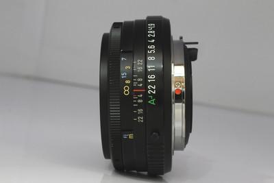 宾得 FA 43/1.9 Limited(三公主之一)(NO:0617)