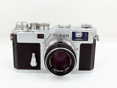 尼康Nikon S加50/2 套机