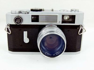 佳能 Canon 7S带50/1.5铜制L39口套机