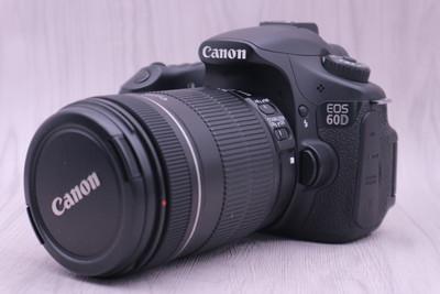 95新 佳能 EOS 60D 60D+18-135镜头