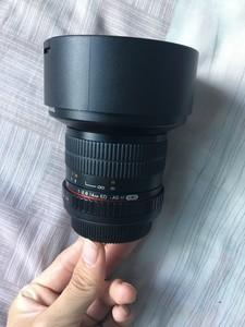 三阳  手动佳能口  14mmF2.8定焦二代镜头