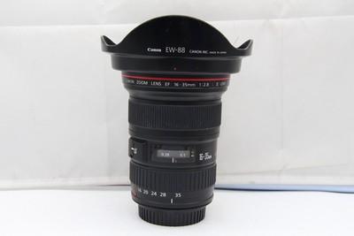 96新二手Canon佳能 16-35/2.8 L II USM二代镜头(SZ00797)亚