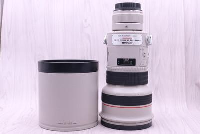 80新  佳能 EF 300mm f/2.8L USM 镜头 300/2.8