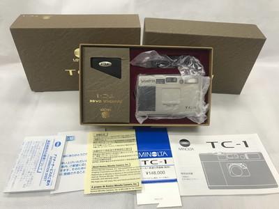 旁轴 MINOLTA 相机 TC-1胶片相机 美能达tc-1 口袋机 胶卷机 超值