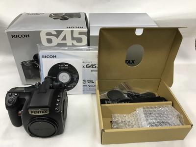 PENTAX/宾得中画幅专业数码单反相机645Z像素4800万快门1073张