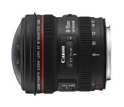 京东行货 Canon 佳能 8-15mm f/4L USM 鱼眼镜头 京东全品类93折