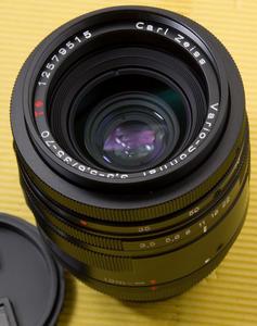 康泰时蔡司CONTAX Zeiss G35-70 f3.5-5.6镜头限量版NEX自动