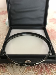 康泰克斯多层镀膜82mmUV镜