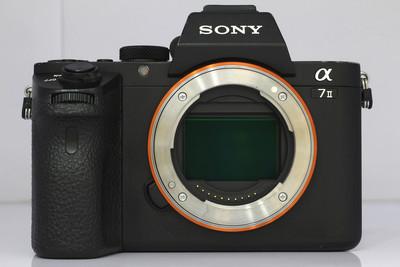 【全画幅微单数码相机】索尼 ILCE-7M2(NO:2889)*
