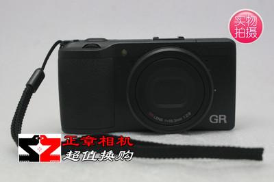 Ricoh/理光 gr DIGITAL GRI APS-C 画幅 一代 便携卡片机