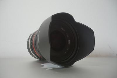 三洋12mm f2.0(索尼e卡口)