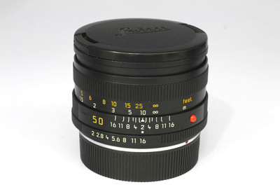 徕卡Leica Summicron-R 50/2 ROM(NO:5371)*