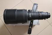 95新 适马 APO 500mm f/4.5 EX DG/HSM  尼康口 镜头
