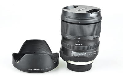 98新 腾龙 SP 24-70mm F/2.8 Di VC USD G2 (尼康口)