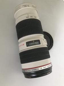 99新 佳能 EF 70-200/4L (小小白)